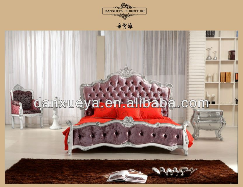 Dxy French Style Sex Bedroom Furniture Arabic Style