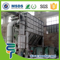 Raymond Mill is key stone grinding mill to grind stone into fine barium sulphate powder