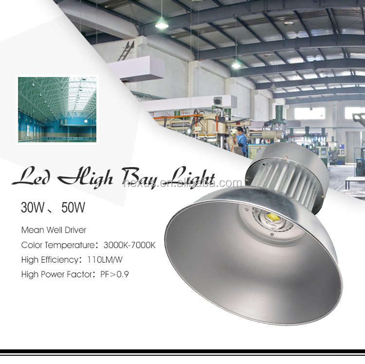 3 Years Warranty High Lumen Aluminum Housing LED high Bay light