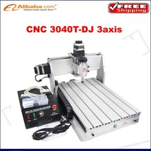 Free Shipping From UK, No Tax! Low cost pcb cnc drilling machine CNC 3040 T-DJ china cnc wood router,with 3 axis