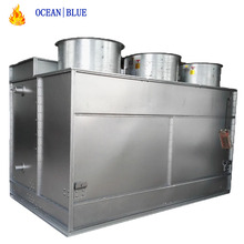 China ammonia heat exchange evaporative condenser for cold room