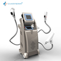 3 in 1 Multifunctional beauty salon equipment HIFU Laser OPT IPL hair removal machine