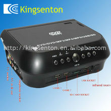 mini projector 2012-Home Theater Portable DVD Projector