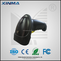 High scanning speed and easy to use Bluetooth hand held barcode scanners X-9700B