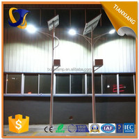 5 years Warranty ISO IEC CE SONCAP BV Certificated 60w LED Solar Street Lights