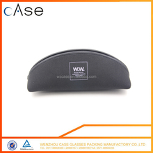 Floating popular black soft pouch sunglasses case