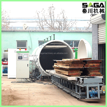 Combination Machinery RF Wood Kiln Dryer Sale