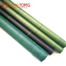 Plastic Ground Cover 90gsm 100gsm Green Black PP Weed Control Mat Membrane Grass Barrier