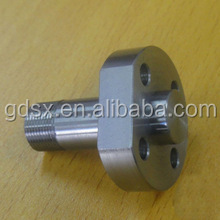 cnc milling gold-plating/anodizing/zinc/nickel/chrome plating for Electrical equipment Newest design ISO9001 Passed