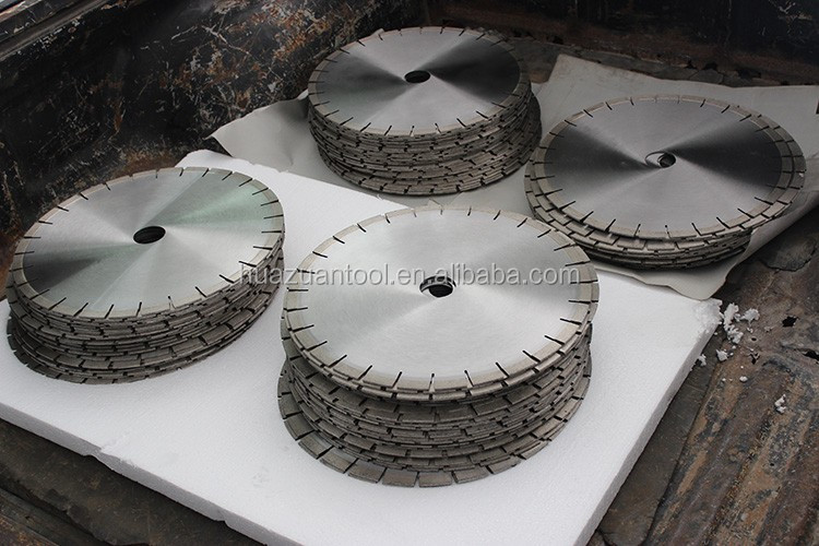 High efficiency 400mm granite cutting power tools diamond cutter for sale
