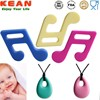 new style Stylish Animal Shape Silicon Chew Toy Safe Fancy Silicone Pendant Teether Wholesale