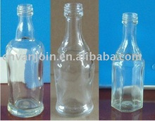 70ML Small Glass Vodka Bottle