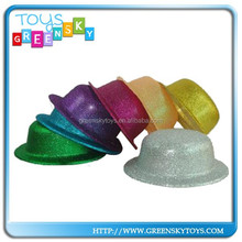 Wholesale fashion party hat colorful bulk top hats for kids