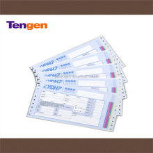 High quality Full Colors Multi-ply NCR Paper Printing Express Bill A033