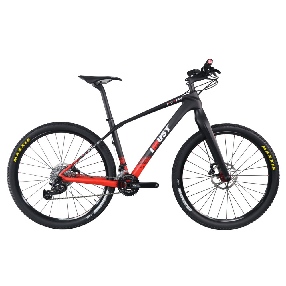 Chinese carbon mountain bike 27.5 light weight 9.62kg mtb carbon bike 650B
