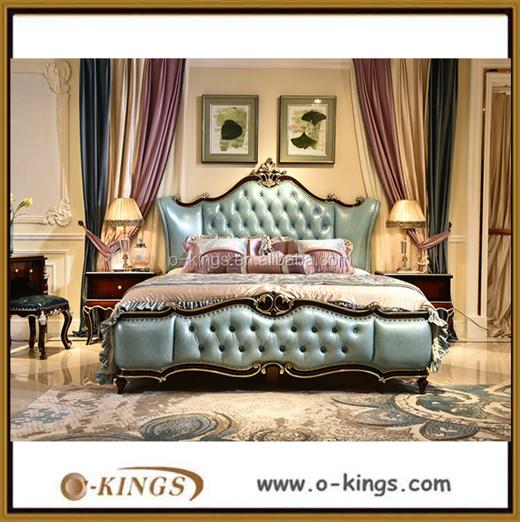 luxury royal bedroom furniture set