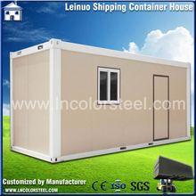 Hight Quality Leisure dubai container house from china factory