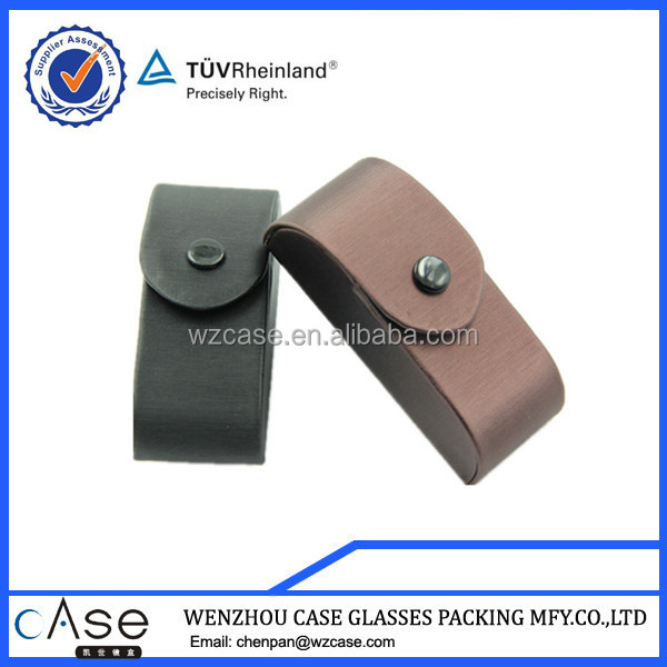 WZ Folding iron reading eyeglasses cases T10