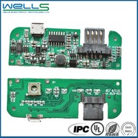 Industrial controller pcb fabrication and assembly