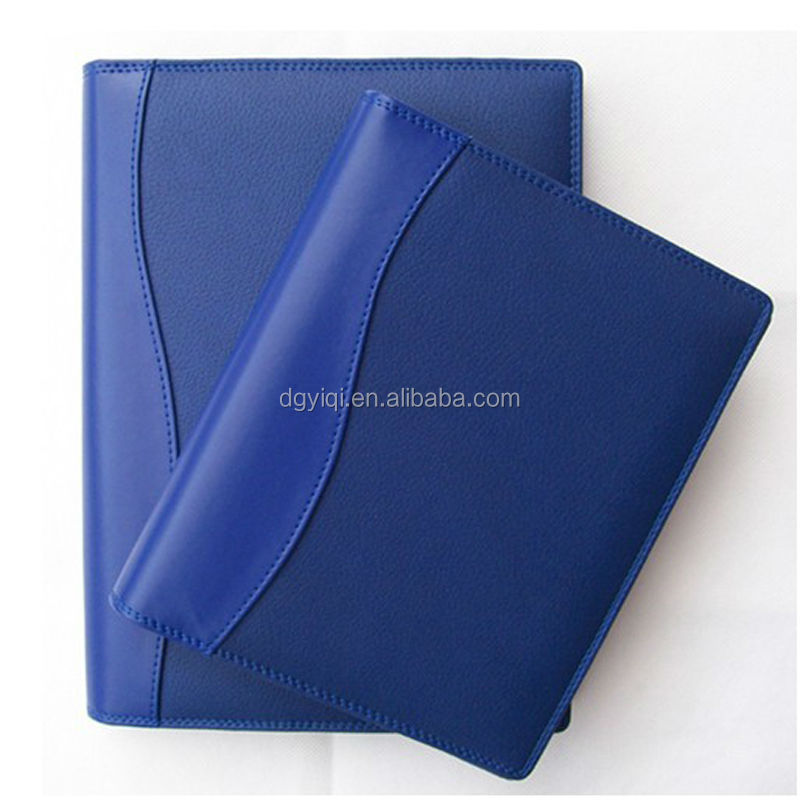 LN227 notebook cover leather