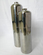 High Quality Spring Tube all Stainless Steel Pressure Gauges For Fire Extinguisher