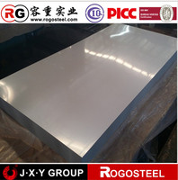 Shanghai ASTM regular spangle used steel plate scrap for sale