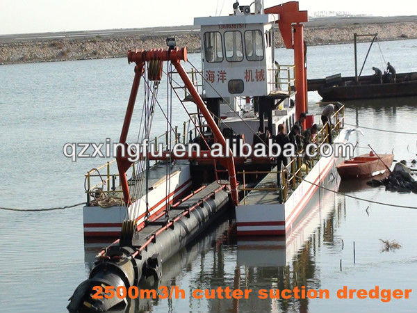 Small gold mining dredge for sale