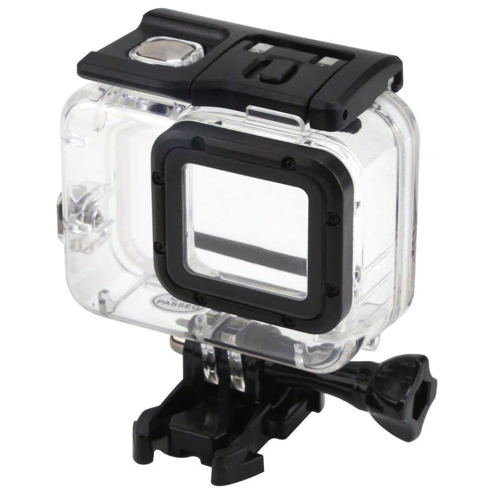 New Arrival 45m Waterproof Housing Case for Gopro Hero 5 with Glass Lens Cap