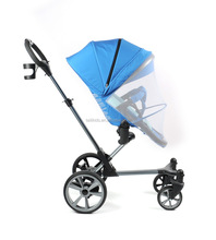 electric baby stroller buggy 3-in-1 with Europe Standard