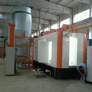 Aluminium powder coating production line