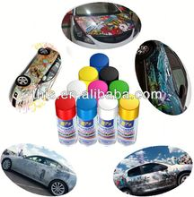 450ml Multi Colors Acrylic boat waterproof paint