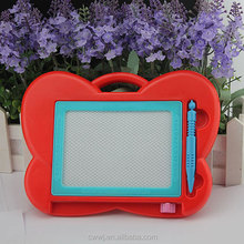 Various color stationery magnetic writing board for baby