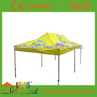 foldable promotional tent,High quality aluminum alloy or iron 10x20 canopy tent