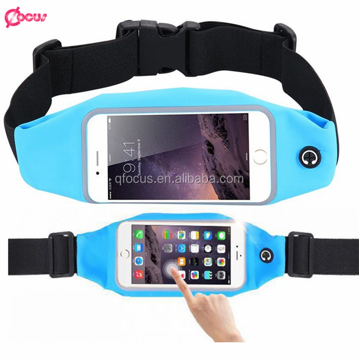2016 Outdoor Waterproof Sports Running Waist Pouch Case For Samsung Galaxy S6 G9200 S6 Edge G9250 S6 Edge Plus G928 S5 S4 S3