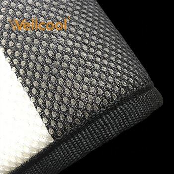 knitted 3d air mesh fabric yoga mat/cooling yoga mat
