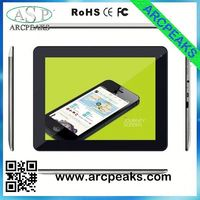 "7"" tablet pc 3g phone call / gps / wifi/ bluetooth"