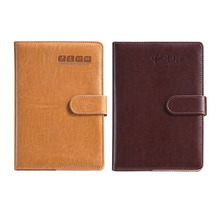 high quality A5 PU diary covers