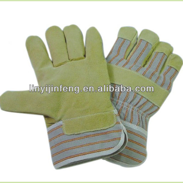 Insulated Cowhide Winter Work Glove
