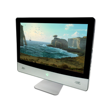 Cheap 15.6 inch compuer with internal battery and touch screen All in one tv pc