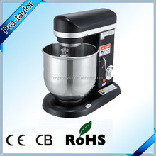 CE approved Best sale automatic stainless steel food mixer heated