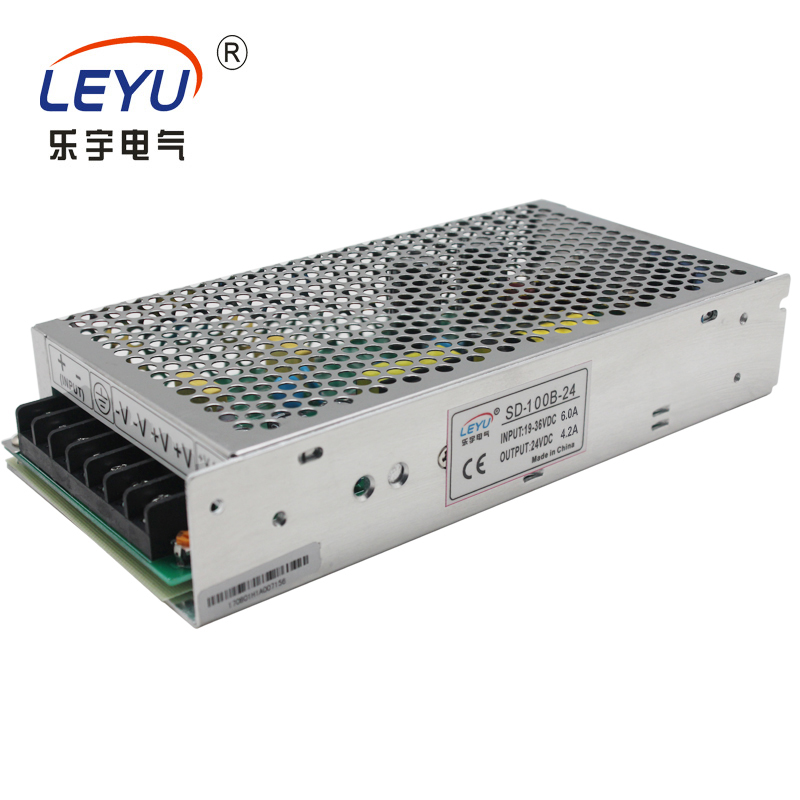 CE 24vdc to 12vdc 8.3a converter 100w <strong>led</strong> power supply step down converter