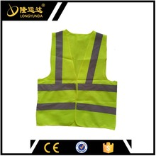 Green Mesh Cheap Safety Reflective Vest