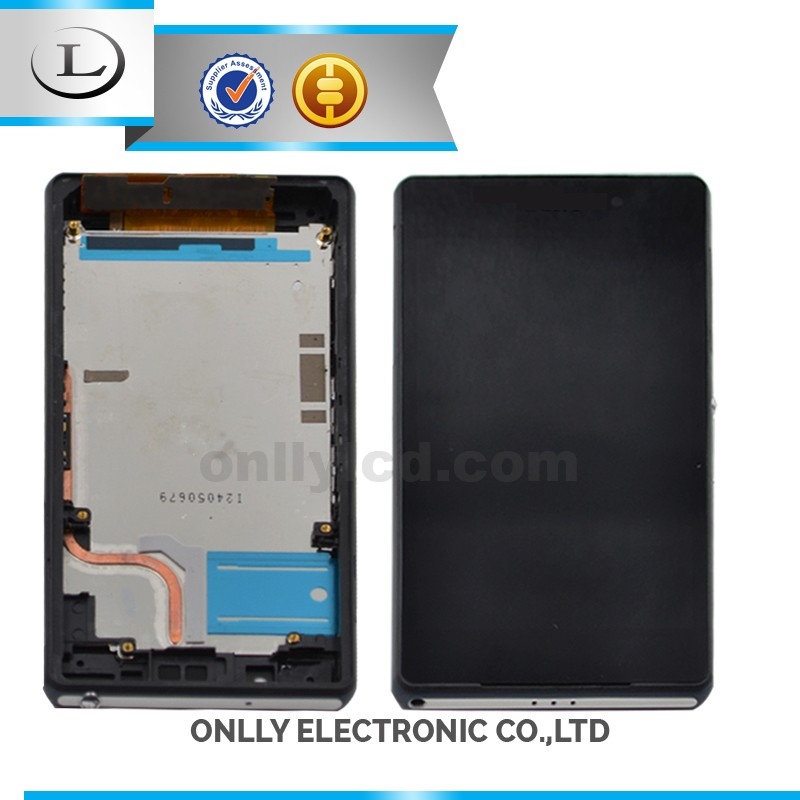 spare part for sony z2 lcd display,lcd for sony z2