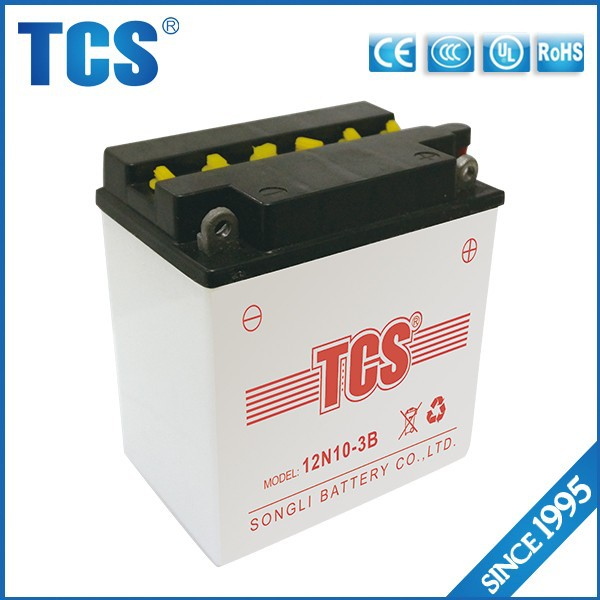 Hotsale Conventional type Dry Charged Battery for Motorcycle