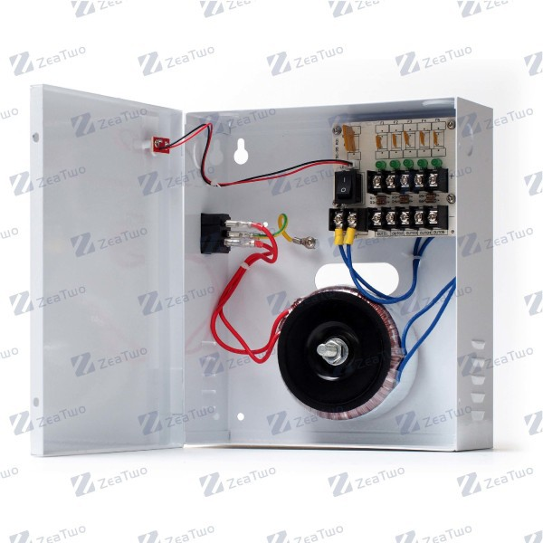24VAC 3A Transformer power supply for cctv camera, 72w linear power supply, ac to ac power