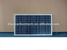 New Green Energy 12v 25w Poly Solar Panel