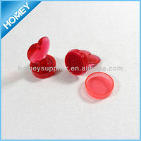 heart shape self inking stamp toys