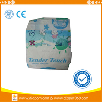 Best selling wholesale disposable kiddy love oem disposable baby diaper