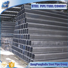 tubular steel structures sections