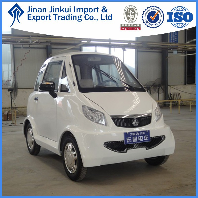High quality electric car for disable with low speed